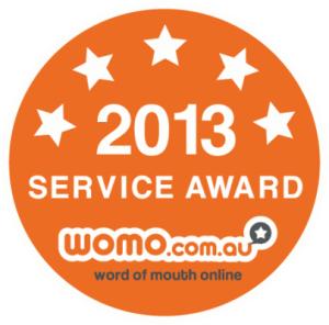 WOMO Award 2013